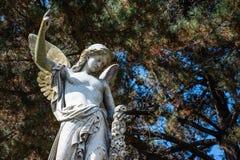 Sts Mary kyrkogård Royaltyfri Foto