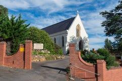 Sts Mary romare - katolsk kyrka i Castlemaine Royaltyfria Foton