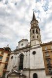 Sts Michael kyrkliga Wien, Österrike arkivfoton