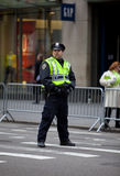 Sts Patrick dag ståtar New York 2013 Royaltyfri Bild
