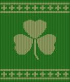 Sts Patrick dagsymbol Fotografering för Bildbyråer
