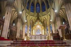 Sts Patrick domkyrka Royaltyfri Bild