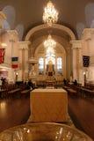 Sts Paul kapell Arkivbilder
