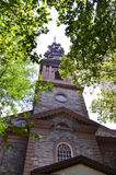 Sts Paul kapell Royaltyfria Bilder