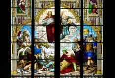 Sts Paul omvandling royaltyfria foton