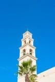 Sts Peter kyrka i Jaffa royaltyfri bild