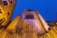 Sts Peter kyrka i Leuven Royaltyfri Foto