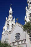 Sts. Peter and Paul Church. In San Francisco California Royalty Free Stock Photo