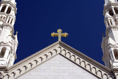 Sts. Peter and Paul Church. In San Francisco California Royalty Free Stock Photography