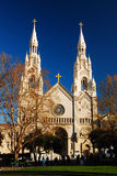 Sts Peter and Paul Church. Is located on Washington Square in San Francisco Stock Photography