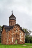 Sts. Peter And Paul Church, Veliky Novgorod Royalty Free Stock Images