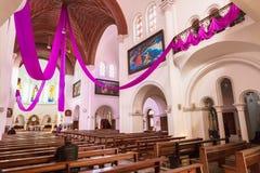 Sts. Simeon and Elena roman catholic church Stock Image