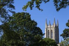 埋葬St的埃德蒙兹St Edmundsbury大教堂 库存照片