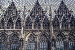 StStephen katedra, Wiedeń Fotografia Stock