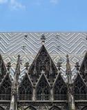 StStephens katedra, Wiedeń Obraz Royalty Free