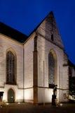 StStiftskirche St. Johann in Osnabrück Royalty Free Stock Photography