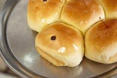 sött bröd Arkivbilder