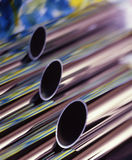 Sttel pipes Stock Images