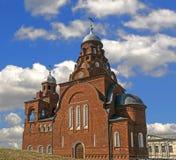 StTrinity kyrka i Vladimir Fotografering för Bildbyråer