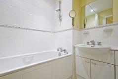sttyle ванной комнаты cclassic Стоковые Изображения