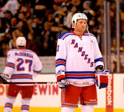 Stu Bickel New York Rangers Royalty Free Stock Photos