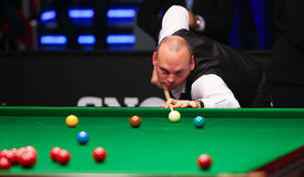 Stuart Bingham Royalty Free Stock Photo