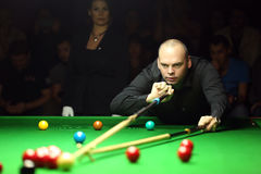 Stuart Bingham Royalty Free Stock Images