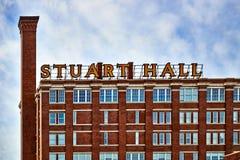 Stuart Hall in Kansas City Stock Afbeeldingen