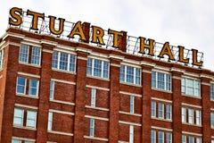 Stuart Hall in Kansas City Stock Foto's