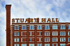 Stuart Hall in Kansas City Stock Images