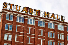 Stuart Hall in Kansas City Stock Photos