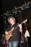 Stuart Hamm - Baß-Gitarrist Stockfotos