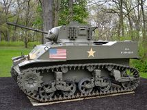 Stuart Tank Stock Photography