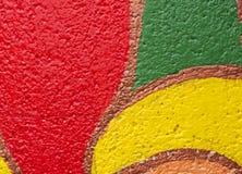 Stubarwna piankowa tekstura lub tło dla wzoru Obrazy Stock