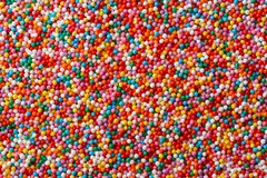 Stubarwne cukierek krople Zdjęcia Royalty Free