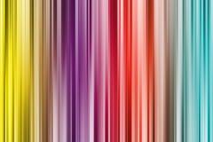 Stubarwne jaskrawe pionowo linie, lekki abstrakcjonistyczny tło royalty ilustracja
