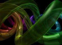 stubarwny abstrakcjonistyczny tło Fotografia Stock