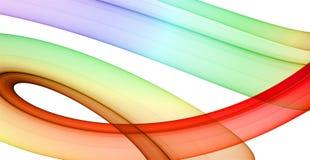 stubarwny abstrakcjonistyczny tło Obrazy Stock