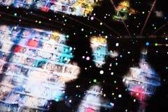 stubarwny abstrakcyjne tło Zdjęcie Royalty Free