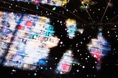 stubarwny abstrakcyjne tło Zdjęcia Stock