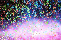 stubarwny abstrakcyjne tło Fotografia Stock