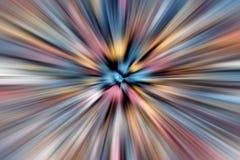 Stubarwny b?ysk abstrakcyjny t?o Fotografia z b?yskowym skutkiem zdjęcie stock