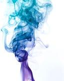 Stubarwny dymny szczegół obrazy royalty free
