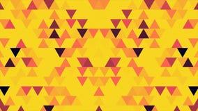 Stubarwny mruganie piksli ruchu tło Kolorowy mruganie piksli ruchu tło Cyfrowej Multimedialna mozaika ilustracji