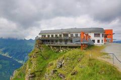 Stubnerkogel, Kabel, Slechte Gastein, Kabelbaan, Oostenrijk Royalty-vrije Stock Foto