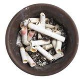 stubs ashtray полные Стоковое фото RF