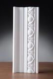 Stuc blanc modling Image libre de droits