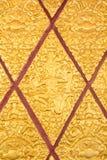 Stuc d'Apsara photographie stock