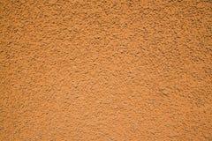 Stuc orange Photographie stock libre de droits