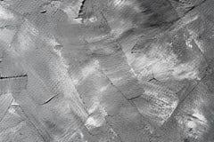 Stuc vénitien décoratif de texture grise pour des milieux image stock